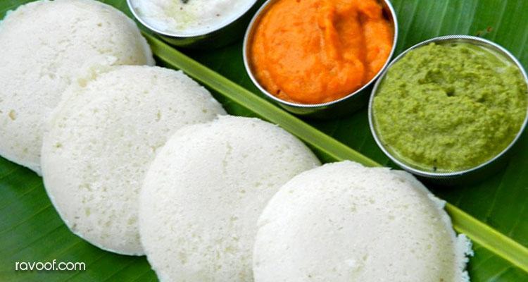 Murugan Idli Shop, Chennai – tasty idlis