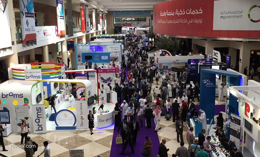 Gitex Technology Week 2009, Dubai – Impressive!?