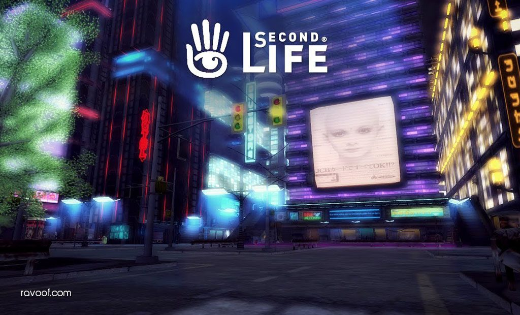 A 3D virtual world – Second Life. Simply Amazing!