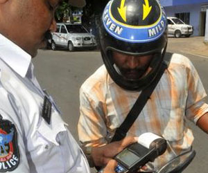 Traffic department goes hi-tech in Hyderabad – e-challans anyone?