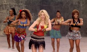 Official FIFA 2010 song – WAKA WAKA : Shakira ft. Freshlyground. This time for Africa.