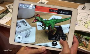 Augmented Reality – creative ads with this new technology!