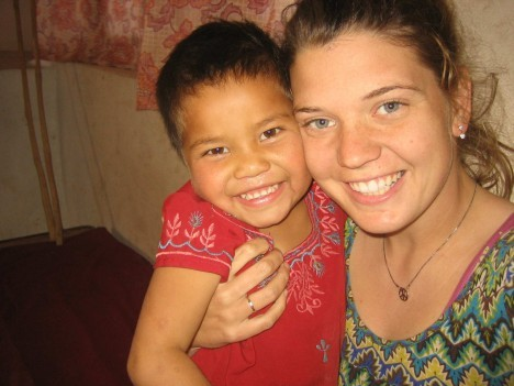 The story of Maggie Doyne – the spirit of giving