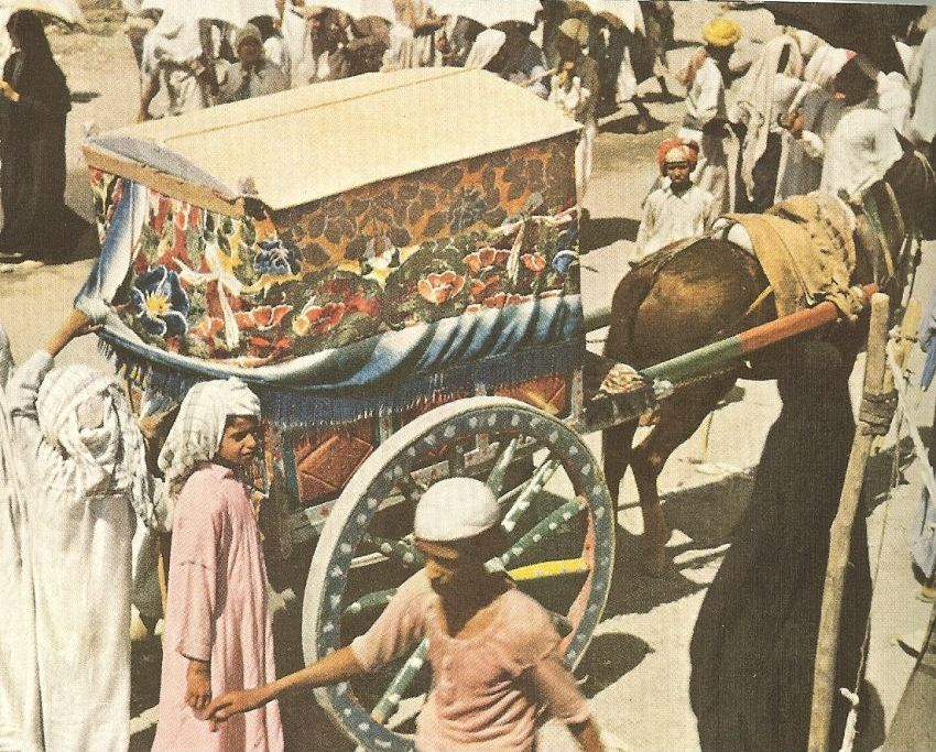 Hajj 2015 LIVE from Saudi2 – Vintage photos of Hajj