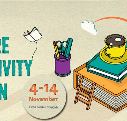 Sharjah International Book Fair 2015 – 4 to 14th Nov