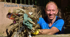 Peter Van Geit and his fellow volunteers from The Chennai Trekking Club help clean up Chennai after deadly rain and flooding!